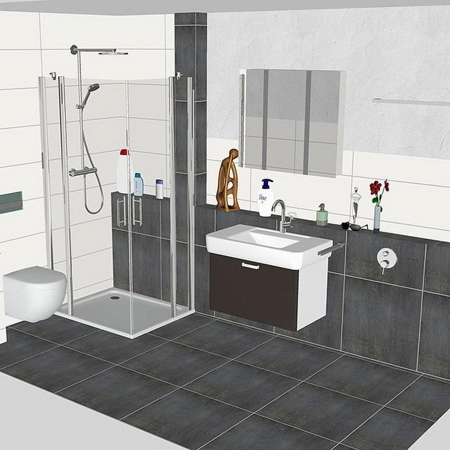 Top Stunning Neues Badezimmer Planen Gallery - Erstaunliche Ideen FW54
